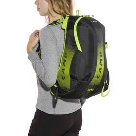 Camp Rapid Backpack 20l Black/Yellow